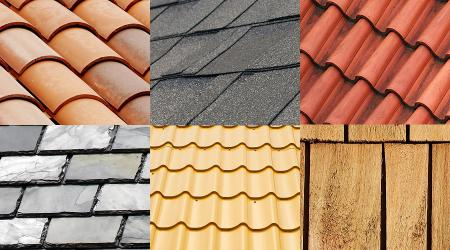 What are the Types of Roofs?
